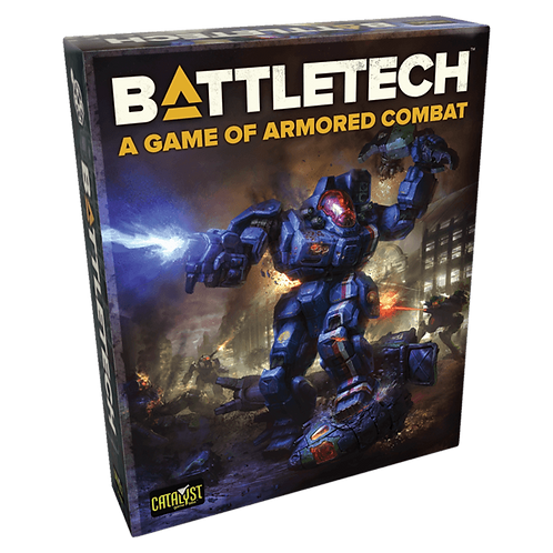 Battletech - Game of Armored Combat
