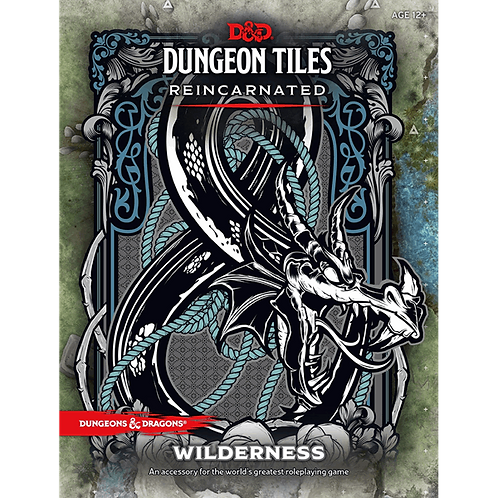 Dungeons & Dragons - Wilderness Tiles Reincarnated