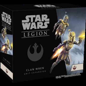 Star Wars: Legion – Clan Wren