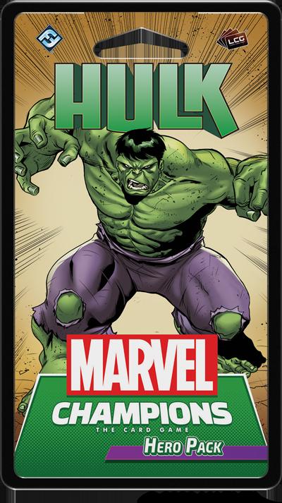 Marvel Champions LCG: Hulk (Exp)