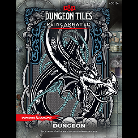 Dungeons and Dragons-Dungeon Tiles Reincarnated