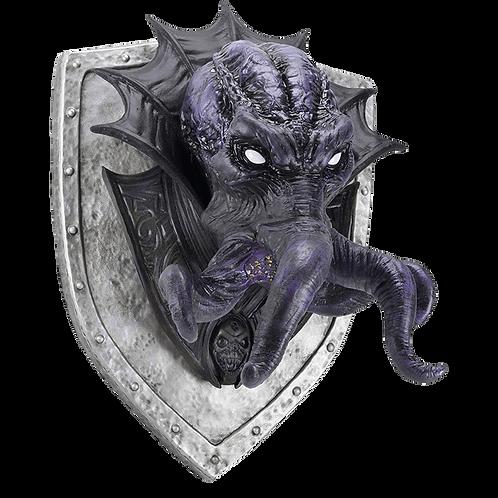 Dungeons & Dragons - Mind Flayer Trophy Plaque Prop Replica 65x50x50