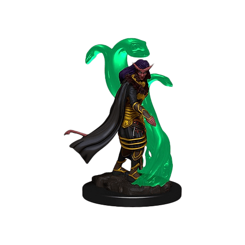 D&D Icons of the Realms Premium Figures: Tiefling Female Sorcerer