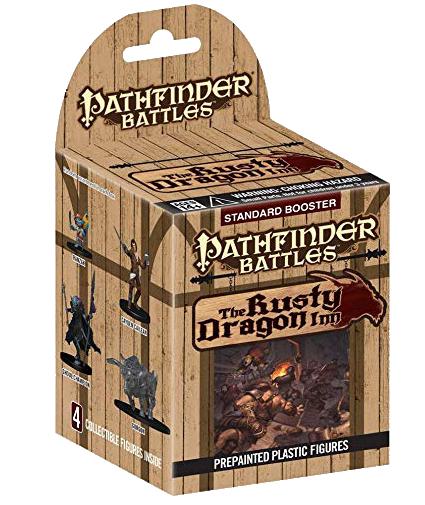 Pathfinder Battles - Rusty Dragon Inn booster Pack