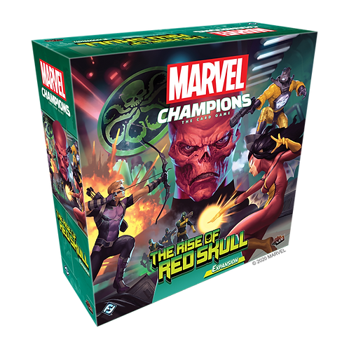 Marvel Champions LCG: The Rise of Red Skull (Exp)