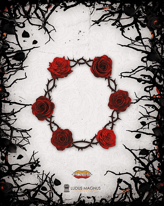 Black Rose Wars - Hidden Thorns 5-6 Players expansion