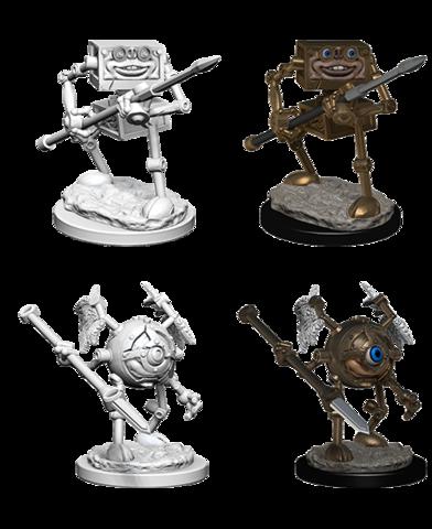 D&D Nolzur's Marvelous Miniatures: Monodrone & Duodrone
