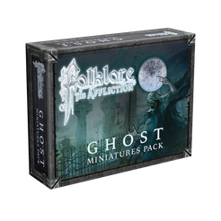 Folklore: The Affliction - Ghost Miniature Pack