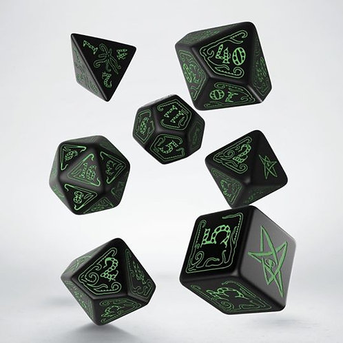 Call of Cthulhu 7th edition Dice Set (7)