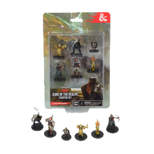 D&D Icons of the Realms Starter Set
