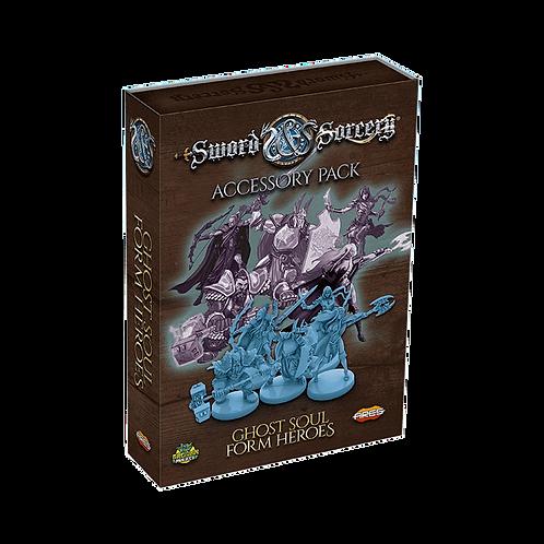 Sword & Sorcery: Ghost Soul Form Heroes (Exp)