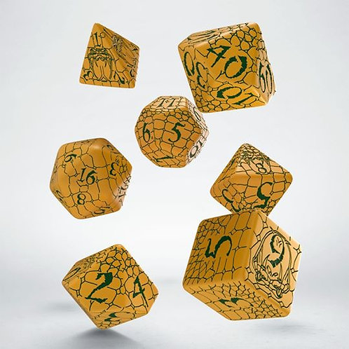 Pathfinder Serpent's Skull Dice Set (7)