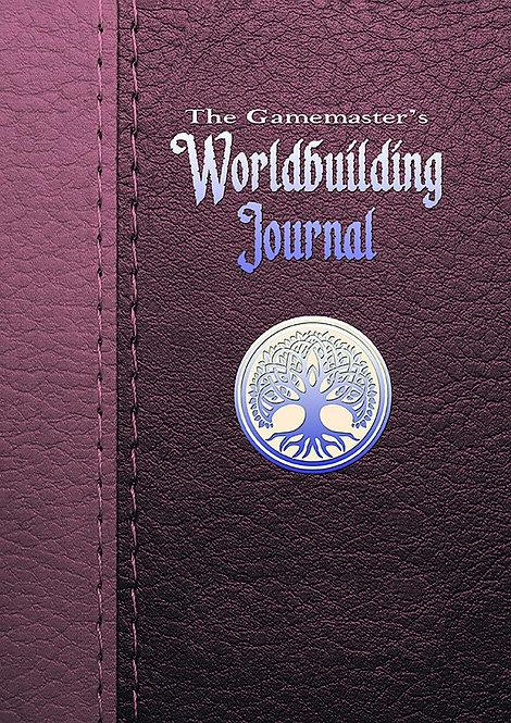 Gamemaster's World Building Journal