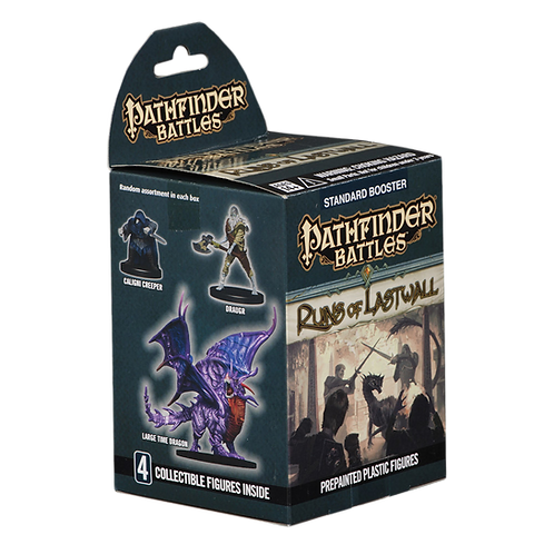 Pathfinder Battles - Ruins of Lastwall Booster Pack