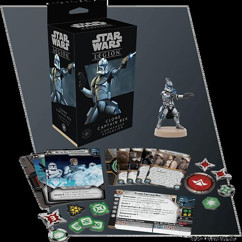 Star Wars Legion - Clone Captain Rex Commander Expansion