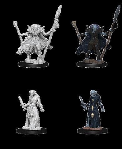 Pathfinder Battles Deep Cuts Unpainted Miniatures - Ghouls
