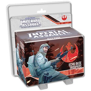Star Wars Imperial Assault: Ally Pack - Echo Base Troopers (Exp.)