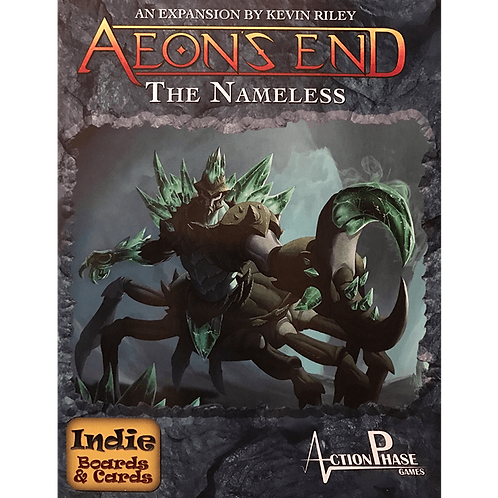 Aeon's End: The Nameless (Exp.)
