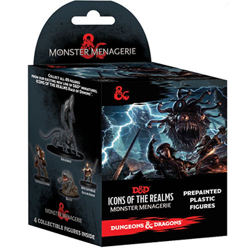 D&D Icons of the Realms Monster Menagerie Booster Pack