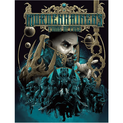 D&D 5.0 - Mordenkainen's Tome of Foes (Limited Edition)