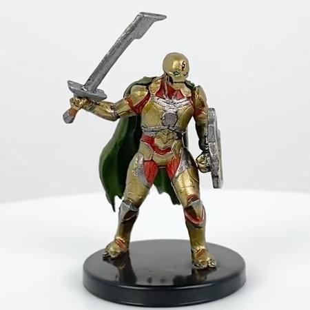 Warforged (Sword)