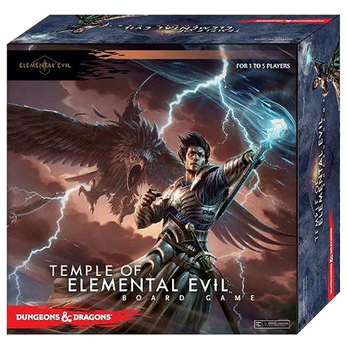 Dungeons & Dragons : Temple of Elemental Evil