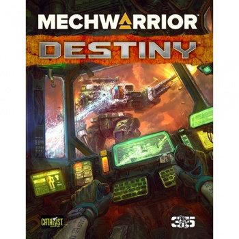BattleTech MechWarrior Destiny