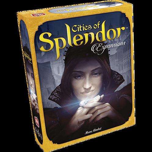 Cities of Splendor (Exp)