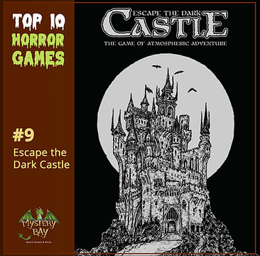 No9_Escape the Dark Castle_Top 10_Horror