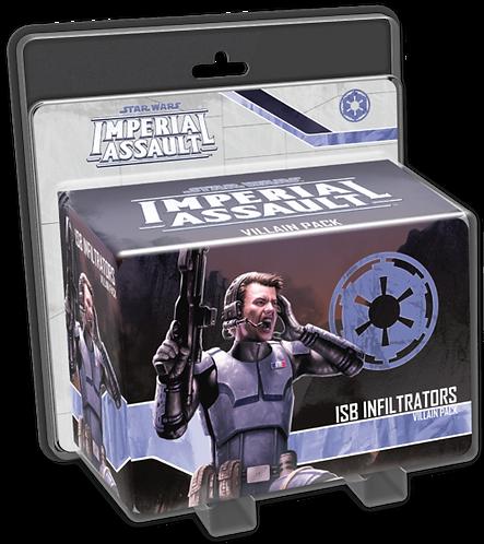 Star Wars Imperial Assault: Villain Pack - ISB Infiltrators