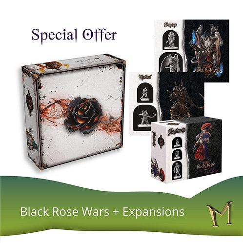 Black Rose Wars Bundle