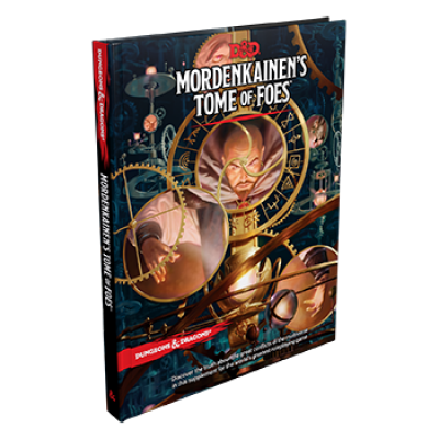D&D 5.0 - Mordenkainen's Tome of Foes