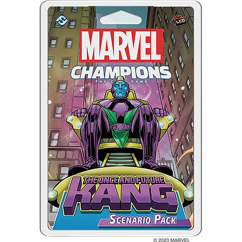 Marvel Champions LCG: The Once and Future Kang (Exp)