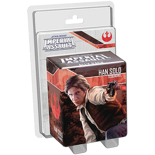 Star Wars Imperial Assault: Ally Pack - Han Solo