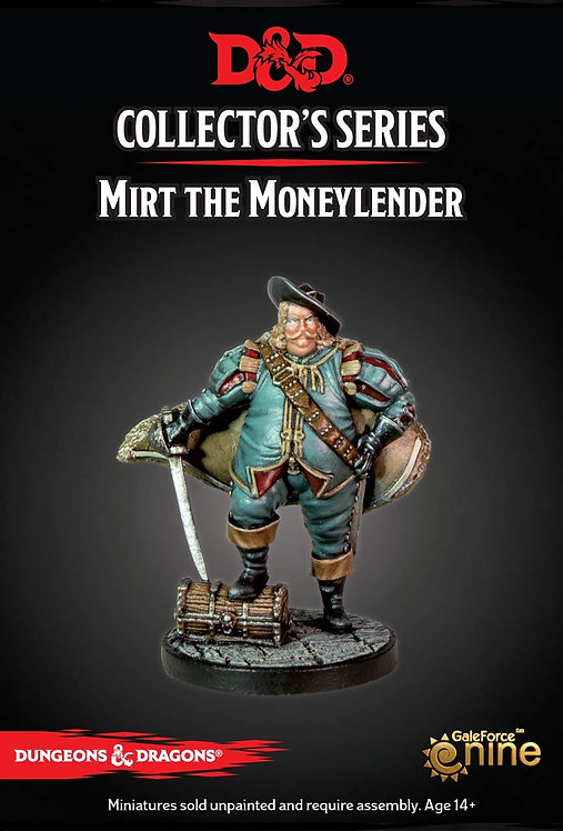D&D Collector`s Series: Mirt the Moneylender