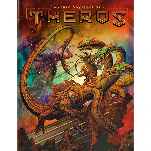 Mythic Odysseys of Theros - Limited Edition Alternate Cover