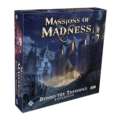 Mansion of Madnes (2nd Edition)Beyond the Threshold