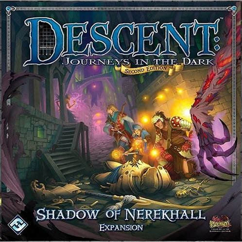 Descent Journeys in the Dark: Shadow of Nerekhall (Exp.)