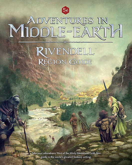 Adventures in Middle-earth:Rivendell Region Guide