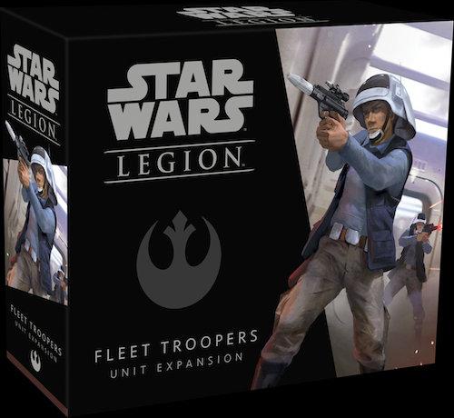 Star Wars: Legion - Fleet Troopers Unit