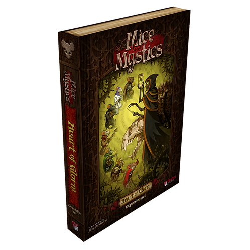 Mice and Mystics: Heart of Glorm (Exp.)