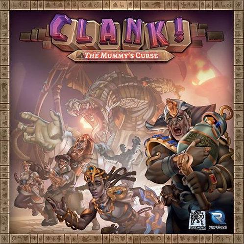 Clank!: The Mummy's Curse (exp)