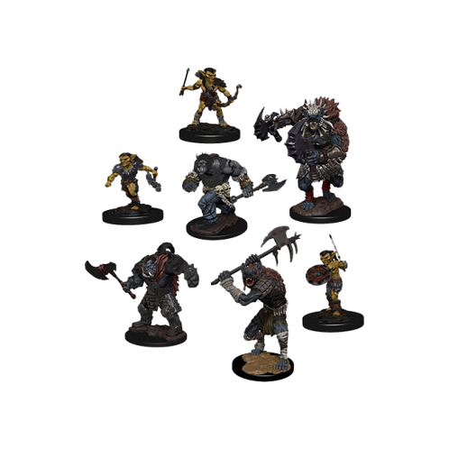 D&D Icons of the Realms - Monster Pack: Village Raiders
