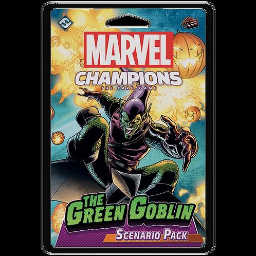 Marvel Champions – The Green Goblin - Scenario Pack