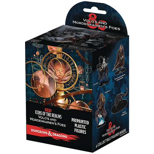 D&D Icons of the Realms: Volo & Mordenkainen's Foes - Booster Pack