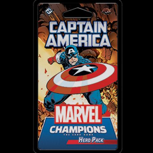 Marvel Champions LCG:Captain America (Exp)