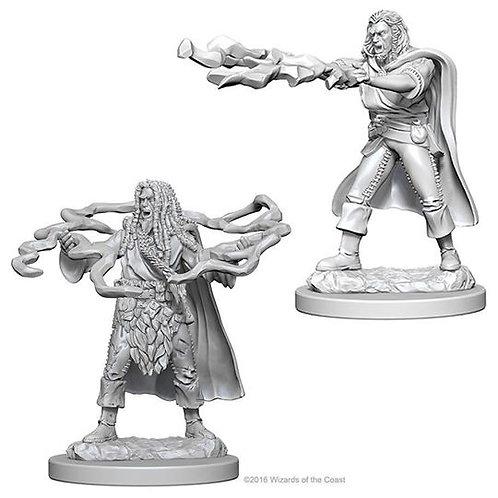 Dungeons & Dragons: Nolzur's Marvelous Unpainted Minis: Human Male Sorcerer