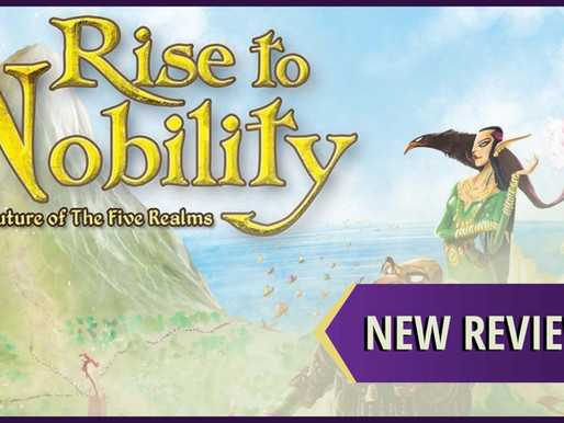 Rise to Nobility!!