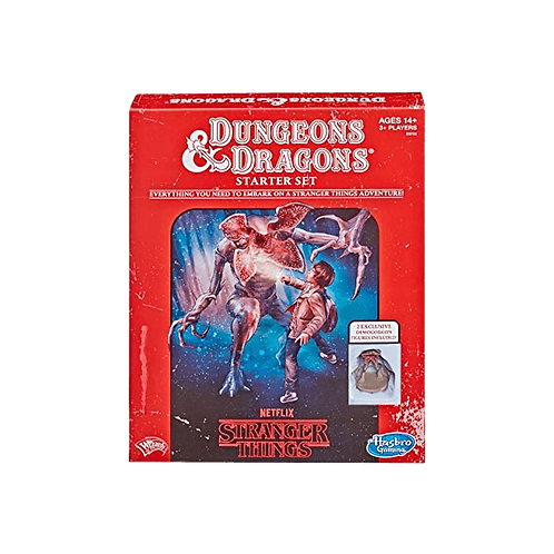Stranger Things - Dungeons & Dragons: Roleplaying Game - Starter Set
