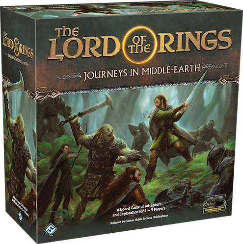 Lord of the Rings:Journeys in Middle Earth